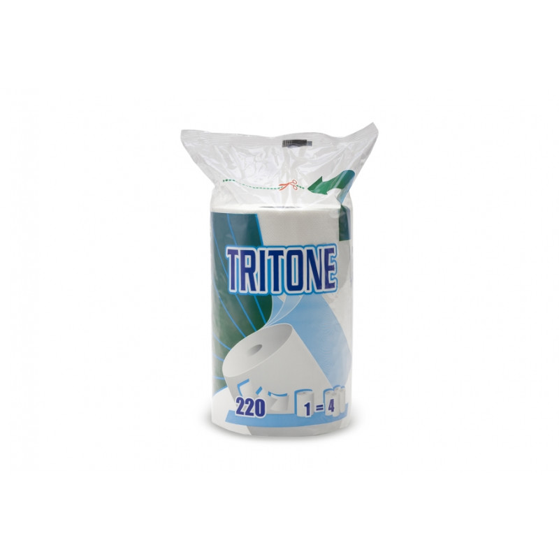 Бумажные полотенца TRITONE