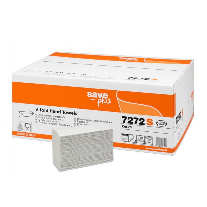 Бумажные полотенца V SAVE 7272S