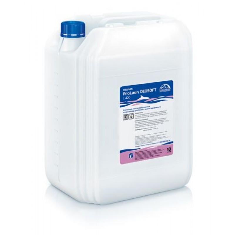 ProLaun DeoSoft - Кондиционер-ополаскиватель для белья с ароматом свежести.