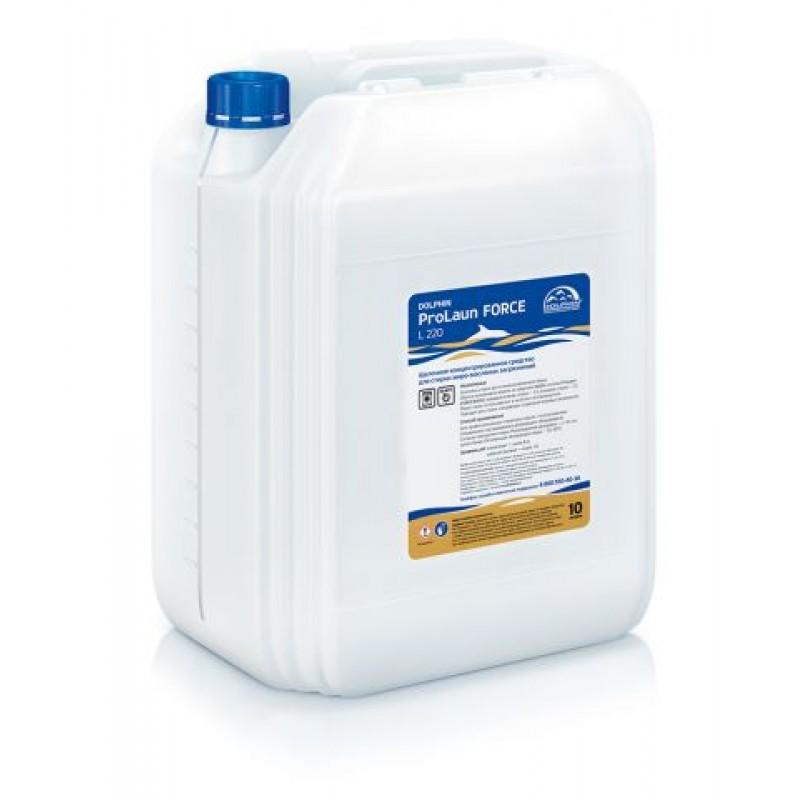 ProLaun Force - Жидкий усилитель для стирки белья на основе ПАВ и энзимов.