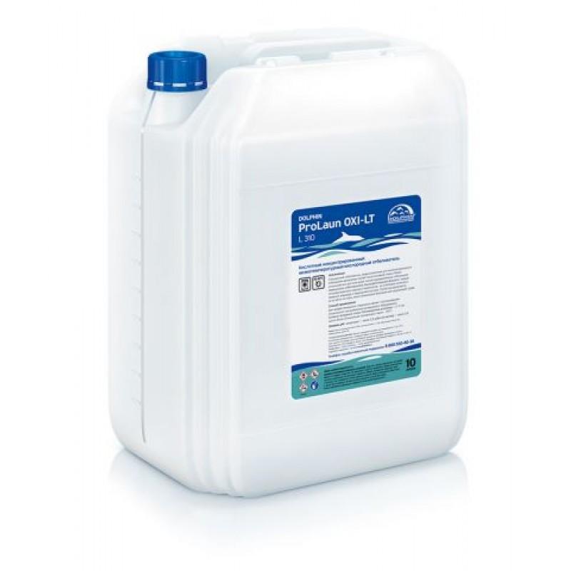 ProLaun Oxi-LT - Низкотемпературный отбеливатель на основе перуксусной кислоты для любых тканей, кроме шелка и шерсти.