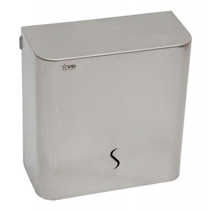 Диспенсер рулонной туалетной бумаги ELEMENT S30 матовая сталь