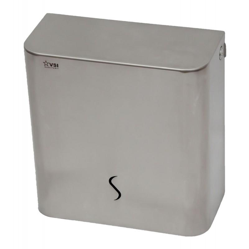 Диспенсер полотенец ELEMENT S30 MAXI матовая сталь