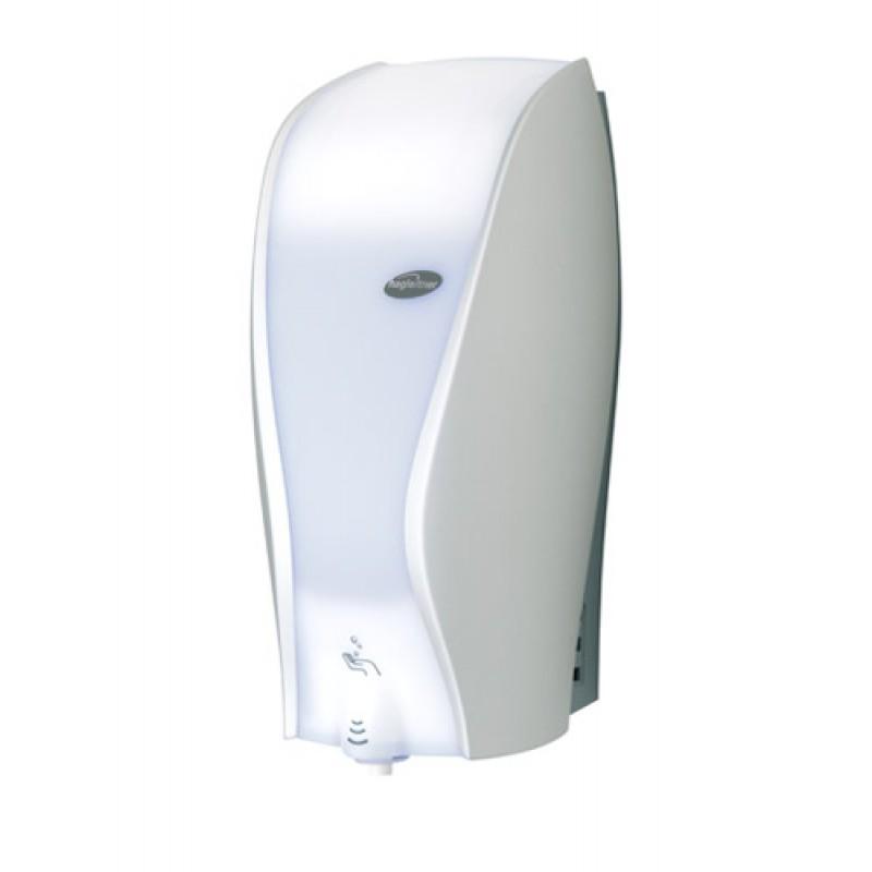 Диспенсер сенсорный дозатор мыльной пены Xibu STEEL