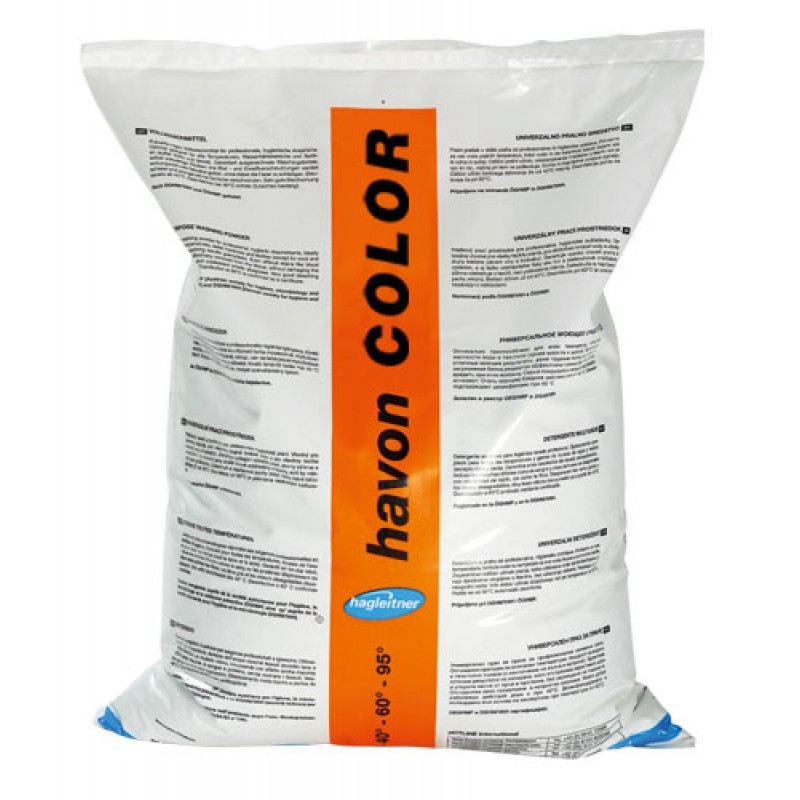 havonCOLOR профессиональный стиральный порошок для цветного белья