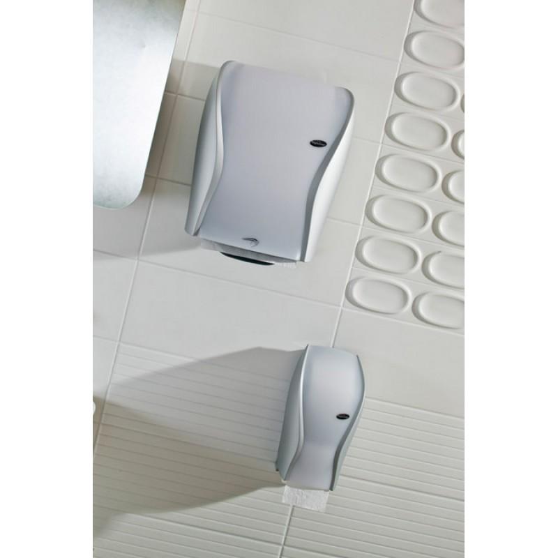 Механический держатель рулонной туалетной бумаги Xibu STEEL