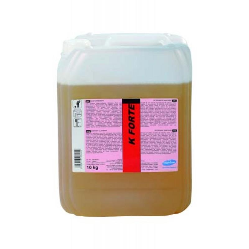 K FORTE Сильное чистящее средство для санузлов