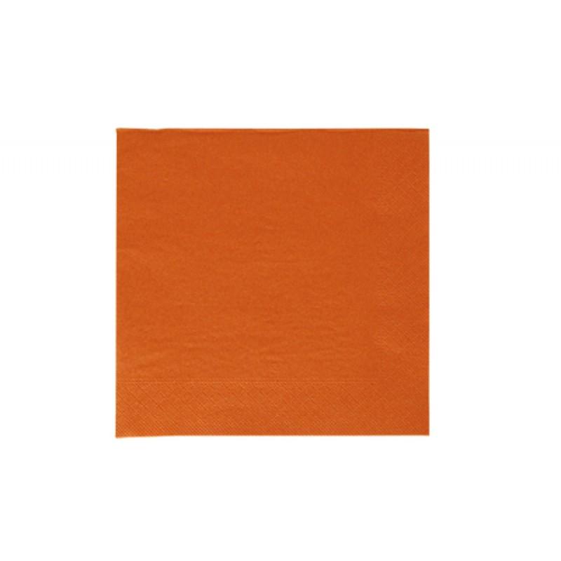 Бумажные салфетки Standart terrakotta 33 х 33