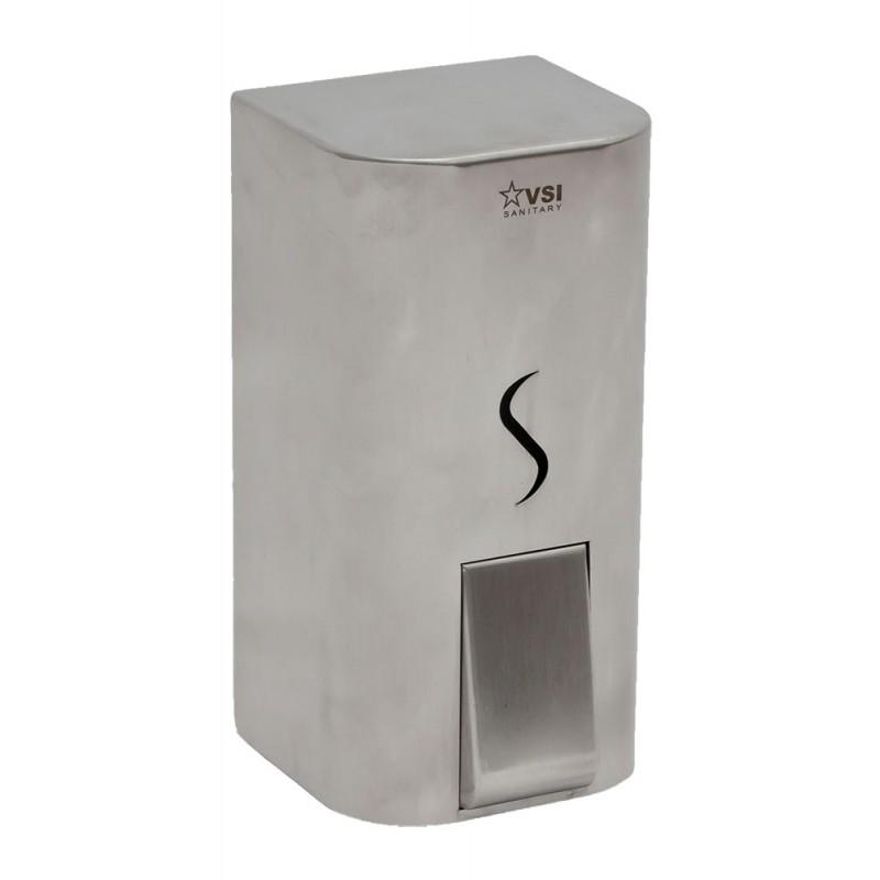 Дозатор жидкого мыла ELEMENT S10 матовая сталь