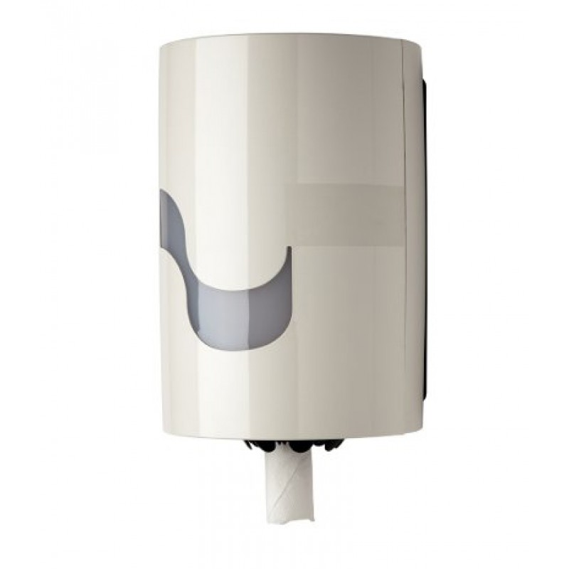 Диспенсер полотенец MEGAMINI Maxi Centrefeed Roll WHITE