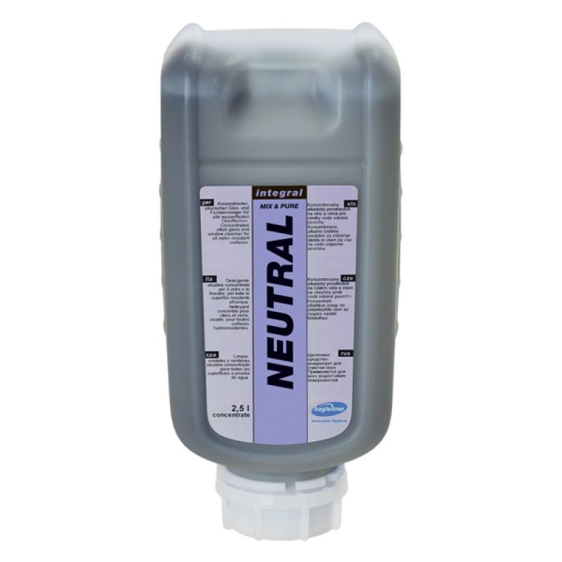 Концентрат integralNEUTRAL - чистящее средство для водостойких полов